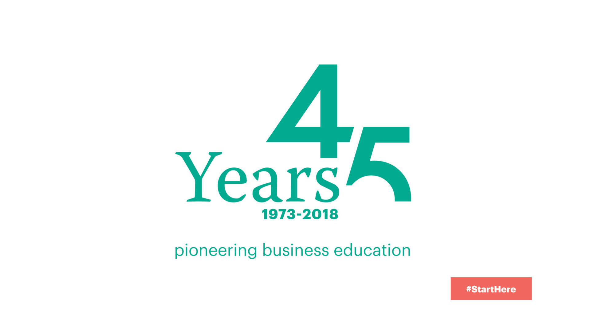 EU Business School 45th Anniversary